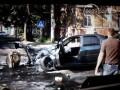 В Мариуполе произошло тройное ДТП: семь пострадавших