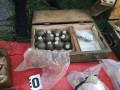 В Кривом Роге подпольный завод произвел 1,5 тонны боеприпасов и взрывчатки