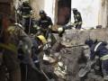Под руинами сгоревшего колледжа в Одессе нашли 13-ю жертву