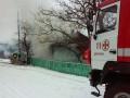 В Хмельницкой области во время пожара погиб ребенок