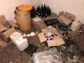 Под Полтавой изъяли метадона на 35 млн гривен