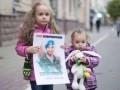 Младшая дочь пленного Глондара видела его только по телевизору