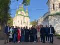 Украинская делегация едет за благодатным огнем в Иерусалим