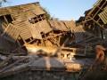 Под Полтавой на мужчину обрушился дом: он погиб