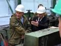 Захарченко в Харцызске запустил канатный завод Силур