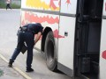 Названо число неисправных автобусов на дорогах