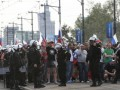 Польша депортирует российских болельщиков, виновных в хулиганстве