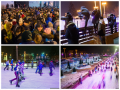 В Москве тысячи людей штурмовали кассы самого большого катка в мире