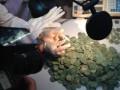 В Испании нашли сотни килограммов бронзовых римских монет