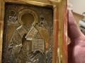 Подаренную Лаврову икону могли вывезти из Донбасса через РФ