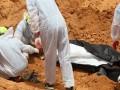В Ливии обнаружили восемь свежих братских могил