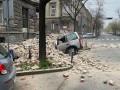 Хорватию всколыхнуло мощное землетрясение