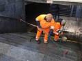 В Киеве начали обрабатывать улицы средствами от коронавируса