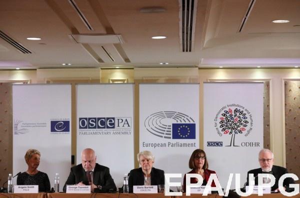 ОБСЕ собирает 57 стран поговорить о правах человека