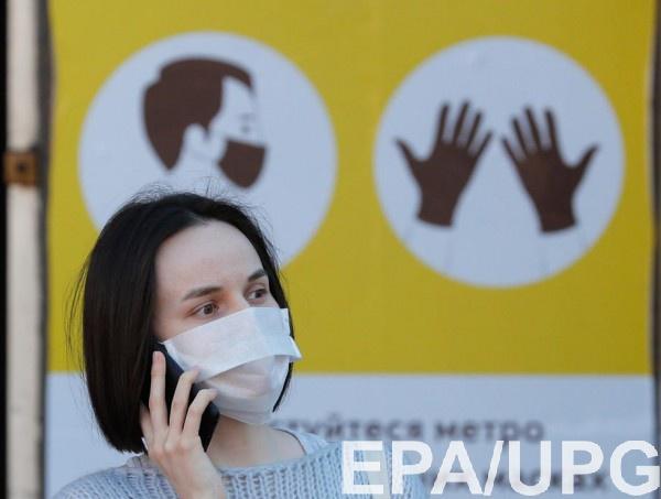 В Украине быстро ухудшается ситуация с коронавирусом