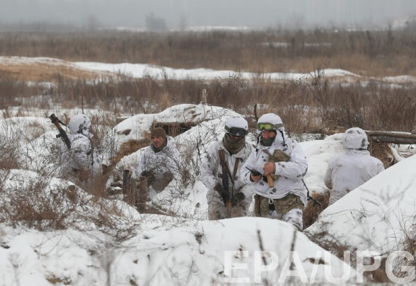 Украинские военные создадут совместную часть с поляками и литовцами