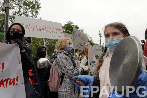 В Киеве пока не будут ослаблять карантин