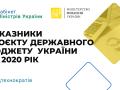 Проект бюджета на 2020 год - Презентация