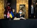 В лондонском Тауэре аудиогид заговорит на украинском языке