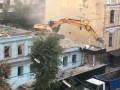 КГГА отреагировала на снос дома на Саксаганского: Винят Минкульт