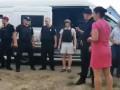 Полиция выложила видео с подозреваемым в убийстве Дарьи Лукьяненко