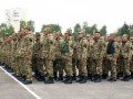 Львовские десантники вернулись в зону АТО (фото)