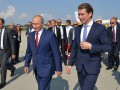 Позиция Австрии по РФ не изменилась из-за визита Путина