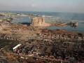 Страховщики оценили ущерб от взрыва в Бейруте