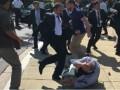 В США полиция выдала ордера на арест охранников Эрдогана
