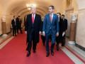 Трамп привел венесуэльского оппозиционера Гуайдо в Белый дом