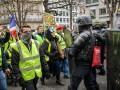 Протесты в Париже: 36 задержанных