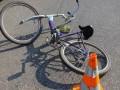 В Киеве сбили 16-летнего велосипедиста