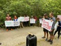 Активисты требуют от министра Ткаченко объяснений по поводу дома в заповедной зоне