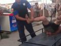 Полицейские в Одессе покатали на тачке нетрезвого отдыхающего