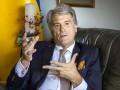 Будут квотировать воздух: Ющенко рассказал о главных угрозах Украине
