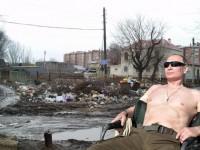 Голый торс Путина породил серию смешных фотожаб