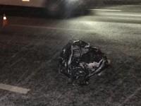 В Киеве погиб пешеход, перебегавший оживленную дорогу