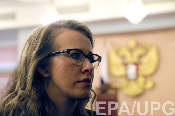 Ксения Собчак пояснила, зачем хотела ехать в Крым