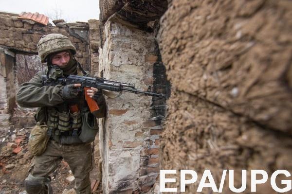 ВСУ занялли поселок Новолуганское в серой зоне