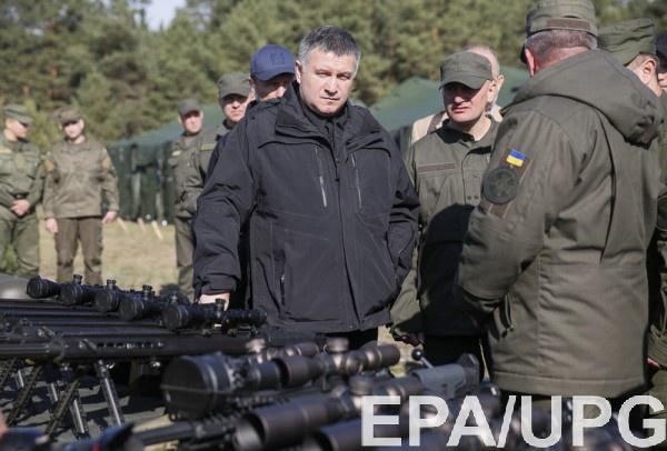Евровидение-2017: Аваков наукраинском поведал оподготовке