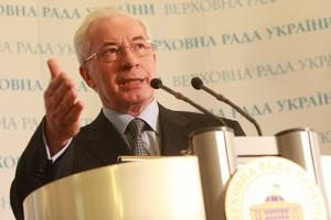 Премьер сообщил, что Украина потеряла две трети своего автопрома из-за российского сбора