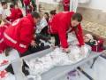 Красный крест увеличил бюджет для работы в Украине