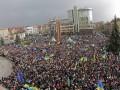 Ивано-Франковск и Тернополь начали общегородскую забастовку