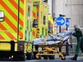 В Британии за сутки - наибольшее число умерших от коронавируса