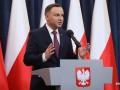 Дуда заявил о поддержке Украины