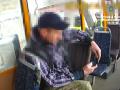 Сумской водитель маршрутки курил марихуану перед рейсом