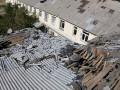 Обстрелы Донецка: повреждена центральная городская больница
