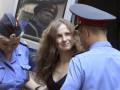 Алехина из Pussy Riot в тюрьме работает преподавателем шитья