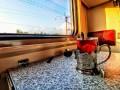 УЗ с 1 декабря возобновляет продажу чая и кофе в поездах