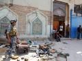 Теракт в Багдаде: погибли 20 человек, еще 35 ранены